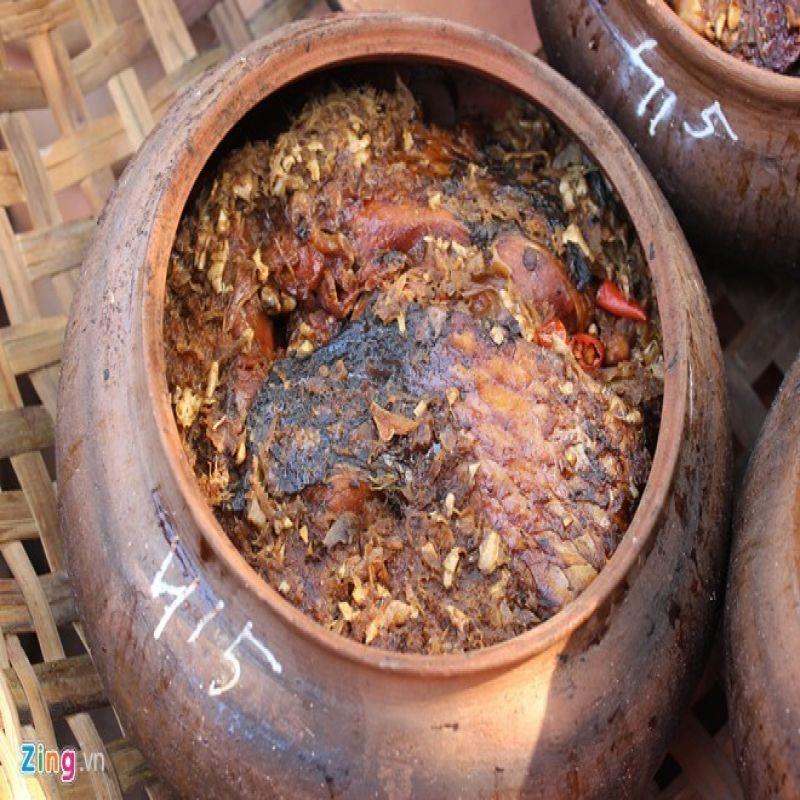 Cá kho Vũ Đại - đặc sản Hà Nam